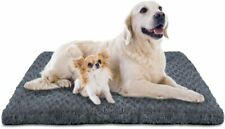 Dog Bed Kennel Crate pad Comfortable Soft Anti Slip Washable for Large Medium