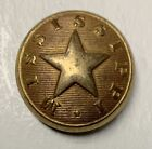 Mississippi Militia Civil War Coat Button