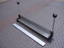 450mm x 1.5mm Steel Sheet Metal Folder / Bender (Bending Brake)