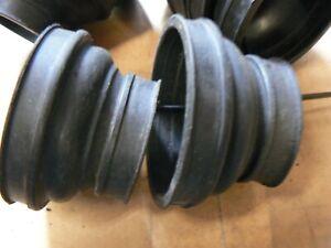 Yamaha rd 350 ypvs  air box rubbers