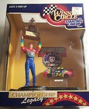 JEFF GORDON NASCAR 1997 1/64 Winners Circle Starting Lineup Champion Legacy
