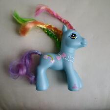 My little pony G3 Rainbow Dash IV collier de perles Core amis MLP 2007 HASBRO