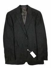 Armani Collezioni - Black/Grey check Jacket - 38R - *NEW WITH TAGS* RRP £495