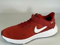 Nike Men's Running Shoes Revolution 5 Fly Ease Red Size 7.5 UK Sneakers