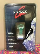 RARE VINTAGE CASIO G-SHOCK DW-9000 1659 GREEN WRISTWATCH * NEW OLD STOCK