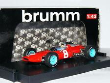 Brumm R289-CH Ferrari 156 Lorenzo Bandini 1964 Austrian GP #32 1/43