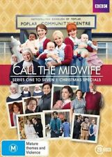 Call The Midwife : Series 1-7 (DVD, 2018, 20-Disc Set)