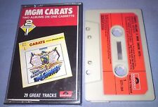 V/A MGM CARATS PAPER LABELS cassette tape album