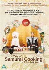 Tale of Samurai Cooking 5060103793068 With Kimiko Yo DVD Region 2