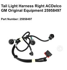 ACDelco 89026508 GM Original Equipment Tail Light Wiring Harness