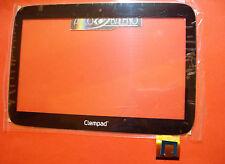 "TOUCH SCREEN VETRO CLEMENTONI CLEMPAD XL 6.0 9"" PLUS 12242 69018 FPC-CY90J110-01"