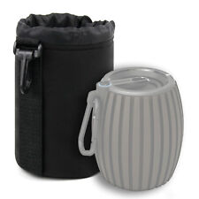 Water-Resistant Neoprene Pouch for Philips SoundShooter w/ Belt Clip