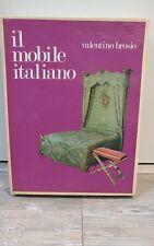IL MOBILE ITALIANO  VALENTINO BROSIO EDITALIA 1971