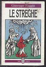 """G. Faggin: """"LE STREGHE"""" - Neri Pozza 1995"""