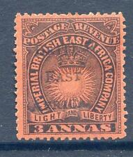 Mint Hinged British KUT Colony Stamps