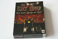 BLACK Mirror-L' OSCURO specchio dell'anima (PC-CD) COME NUOVO BIG BOX