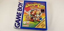 ♕* Nintendo GameBoy * Ducktales * RARE Boxed * PAL FAH * Game Boy *