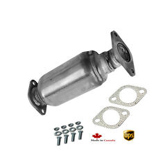 Rear Catalytic Converter Fits 2010-2011 kia Soul 2.0L Direct Fit