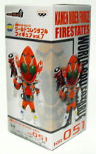 Banpresto Kamen Rider World Collectable Figure - FOURZE FIRE STATES Vol.7 #051