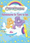 Care Bears: Adventures in Care-a-lot Eps 1-4 (DVD 2004) NEW Animated Children TV