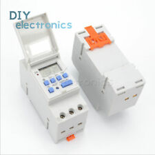 Electronic LCD Digital Switch Weekly Programmable Switch Timer Controller US