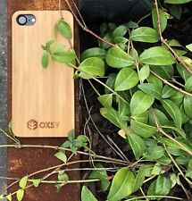 iPhone 8 Real Wood Case Bamboo | OXSY
