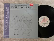 Mark Goldenberg  Terra Nostra 28MS0088 Japan LP Insert PROMO Obi Near Mint