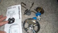 Gaz camping stove Gaz Turbo 270 with case