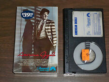 AMERICAN GIGOLO - BETA RARE - 1980 Richard Gere - PARAMOUNT - 1st Pressing
