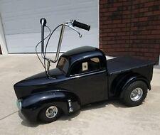 Willys 1949 Mini Truck Go Cart Motorized Fiberglass Body