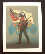"Mort Kunstler ""This We'll Defend"" Limited Edition Signed Lithograph Print"