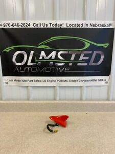 10 15 Chevy Camaro SS ZL1 Shark Fin Antenna Orange OEM GM 22739138 Satellite