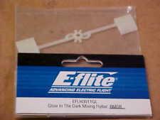 E-FLITE HELI PART - EFLH3011GL = GLOW IN THE DARK MIXING FLYBAR : BMSR  (NEW)