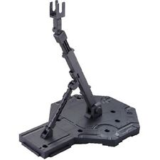Bandai Hobby Action Base 1 Display Stand (1/100 Scale), Black