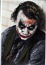 HEATH LEDGER JOKER PRINT DC Batman
