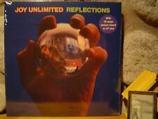 JOY UNLIMITED Reflections LP/'73 Germany/Psych RockProg/Gravy Train/Raw Material