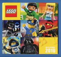Lego - Catalogue 2016 - 84 pages - 21 x 19.5 cm