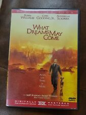 Used What Dreams May Come Dvd (Special Edition) Widescreen Robin Williams