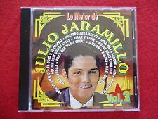 JULIO JARAMILLO CD LO MEJOR VOL. 2 COMO NUEVO!