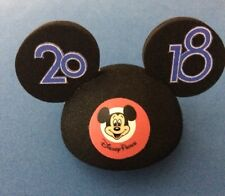 Disney Parks 2018 Mickey Mouse Club Mouseketeer Ear Hat Antenna Topper