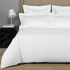 Frette Single Ajour Duvet Cover (King - White)