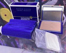 Alexandra de Markoff Powder Finish Creme Makeup 86 1/2 New in Box - .5 oz