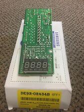 Samsung microwave control board DE92-02434B