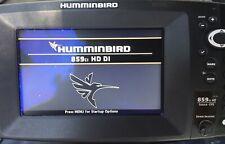 Humminbird 859ci Hd Di Down Imaging - Sonar/Gps/Radar Fishfinder