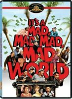It's a Mad, Mad, Mad, Mad World (DVD,Checkpoint; Sensormatic; Widescreen)