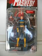 UNMASKED SECRET FILES SERIES 2 BARBARA GORDON/BATGIRL FIGURE
