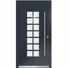 Welthaus Haustür Türen WH75 Aluminium Tür mit Kunststoff Modern LA270 Essen