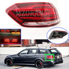 Left Passenger Side Outer Rear Tail Light Lamp for Benz E-Class W212 S212 14-16