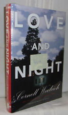Cornell Woolrich LOVE AND NIGHT Limited SIGNED by Francis M. Nevins 156 copies