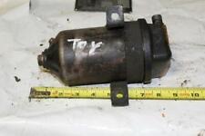 Toyota  forklift FGc 10 remote oil filter    parts